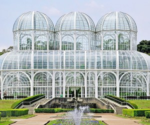 greenhouse and nature image