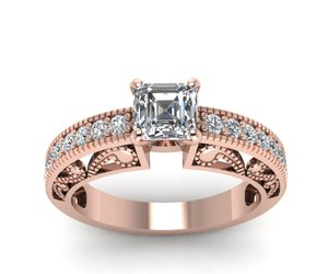 cheap engagement rings, unique wedding rings, and designer engagement rings image