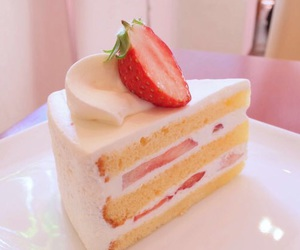 dessert, cake, and food image