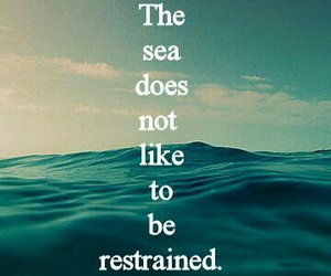 sea, percy jackson, and quote image
