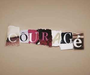 klaine, courage, and glee image