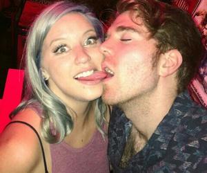 kiss, youtube, and shane dawson image