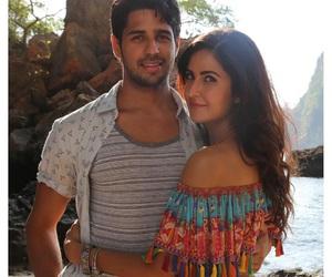 happy, katrina kaif, and love image