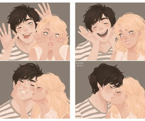 percy, chb, and percy jackson image