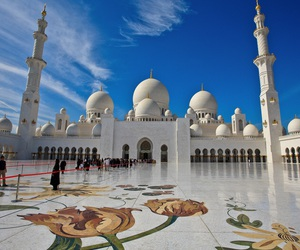 sheikh zayed mosque image