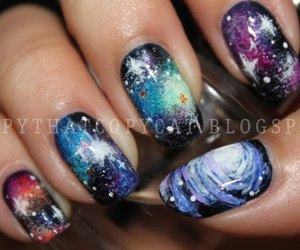 nails and space image