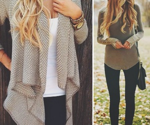 fashion, fall, and autumn image