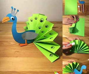 craft, hand-made, and origami image