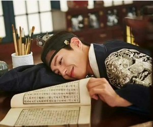 kdrama, love in the moonlight, and park bogum image
