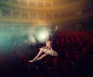 ballet, dancer, and tatiana image