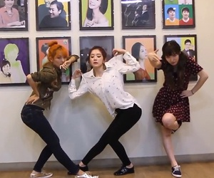 aesthetic, asian, and girl group image