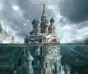 book, movie, and castle image