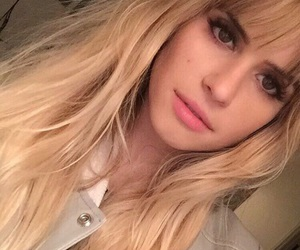 icon, carlson young, and carlson young icons image