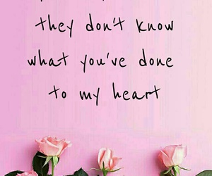 Lyrics, 1d, and they don't know about us image