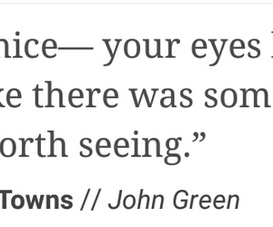 brown eyes, him, and letting go image