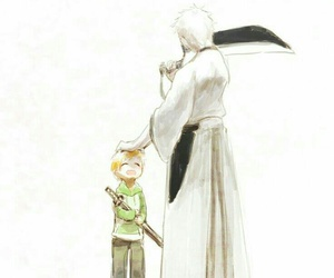 anime, bleach, and hollow image