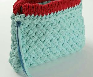 crochet, pencilcase, and handmade image