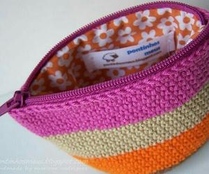crochet, handmade, and tissue image