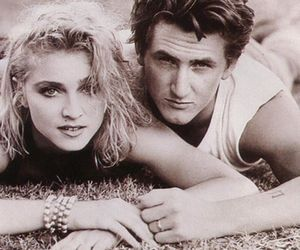 madonna and sean penn image