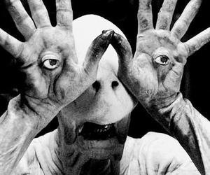 eyes, el laberinto del fauno, and pan's labyrinth image