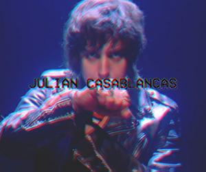 julian casablancas and the strokes image