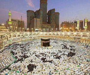 mecca, islam, and muslim image