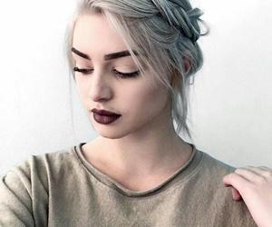 hair, makeup, and lips image