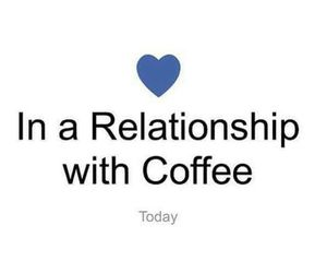 coffee, Relationship, and funny image