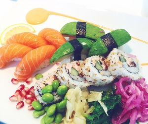 beautiful, colors, and food image