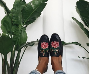fashion, shoes, and gucci image