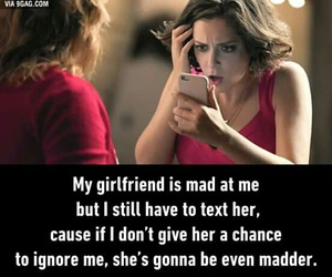 funny, girls, and true image