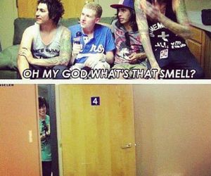 pierce the veil, sws, and vic fuentes image