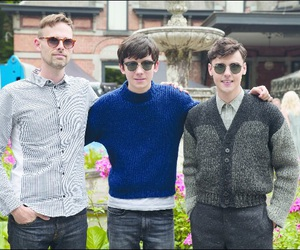 asa butterfield, ransom riggs, and mphfpc image