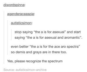 ace, lgbt, and nonbinary image