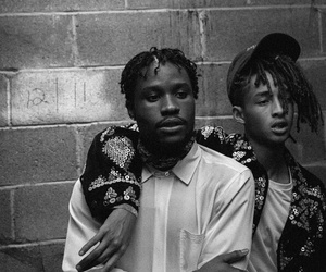 jaden smith, shameik moore, and the get down image