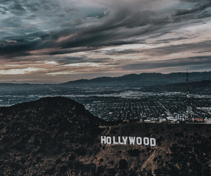 hollywood, city, and Dream image