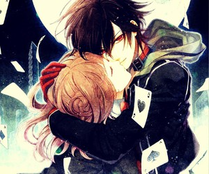 amnesia, anime, and couple image