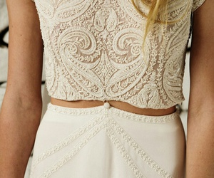 boho, dress, and fitting image