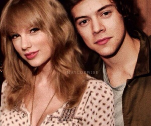couple, taylorswift, and 1d image