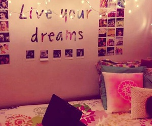dreams and room decor image