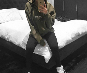 style, madison beer, and outfit image