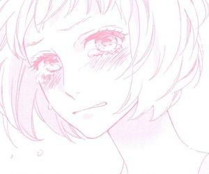 manga, girl, and hirunaka no ryuusei image