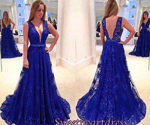 ball gown, girls, and prom dress image