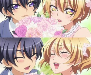 anime and love stage image
