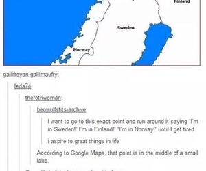 finland, funny, and lol image