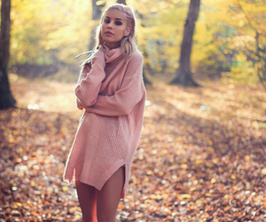 autumn, beauty, and Dreamgirl image