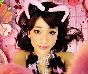 asian girl, japanese girl, and neko image