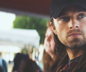 sebastian stan, captain america, and Marvel image
