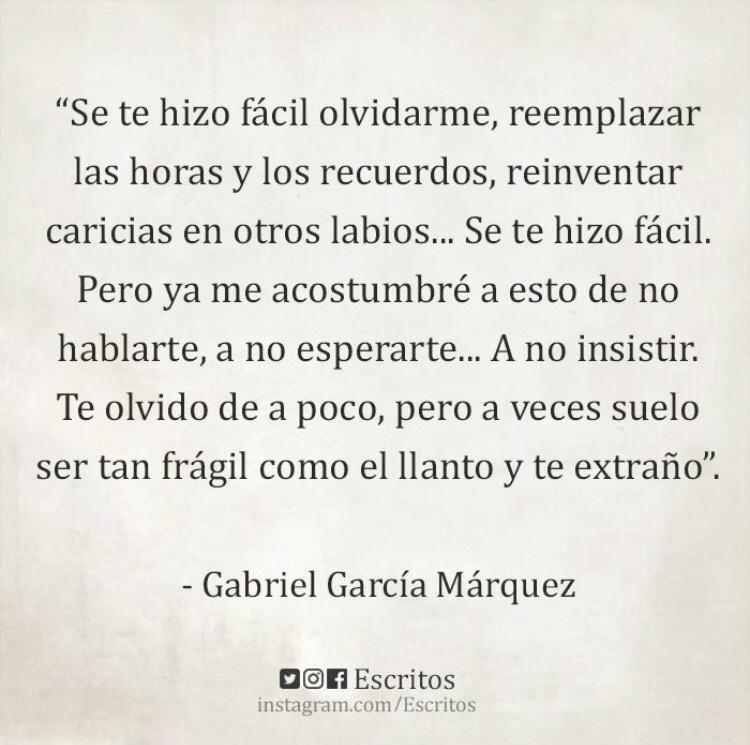 Image About Gabriel Garcia Marquez In Muy Cierto By Camila