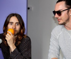 shannon leto and jared leto image